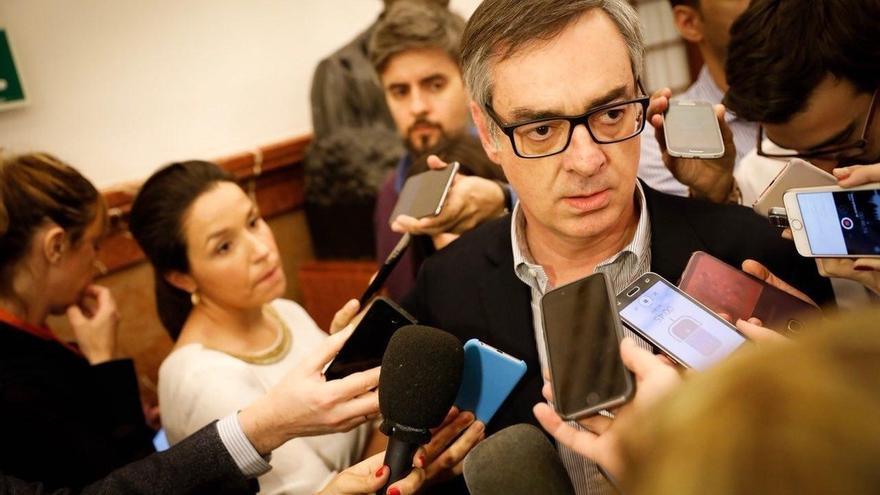 """Ciudadanos rechazará la moción de censura de Unidos Podemos contra Rajoy, que califica de """"número de circo"""""""