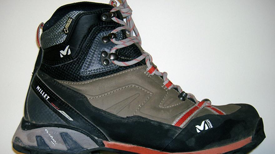 4556227d1 La High Route GTX es la nueva bota de Millet de esta temporada. Un calzado  que hemos testado en ascensiones al Pirineo oscense con muy buenos  resultados