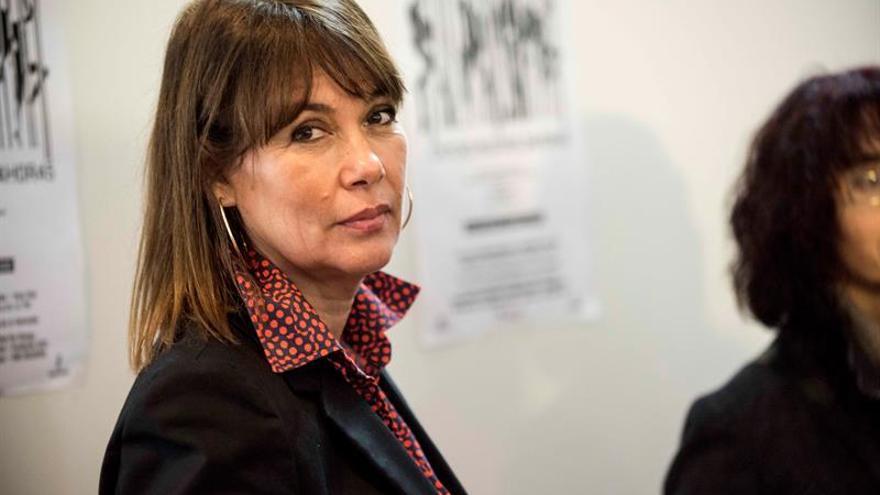 La actriz Mabel Lozano da voz a víctimas de trata en su corto #Exit