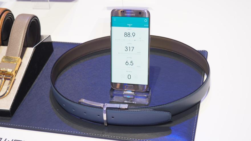 Cinturon de Samsung WELT