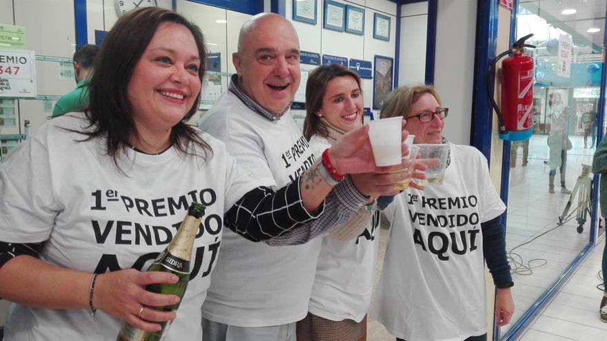 Premio de 'El Gordo' en Cuenca