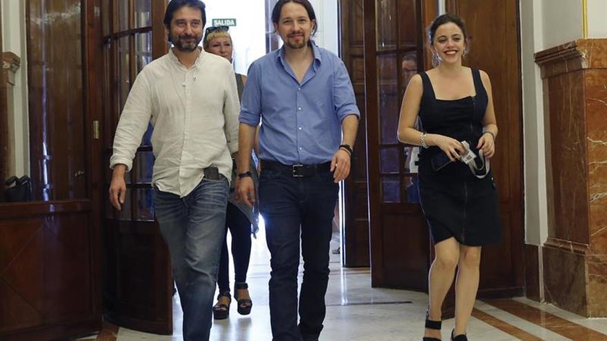 Podemos, a la espera de Sánchez, teme que el PSOE prefiera elecciones