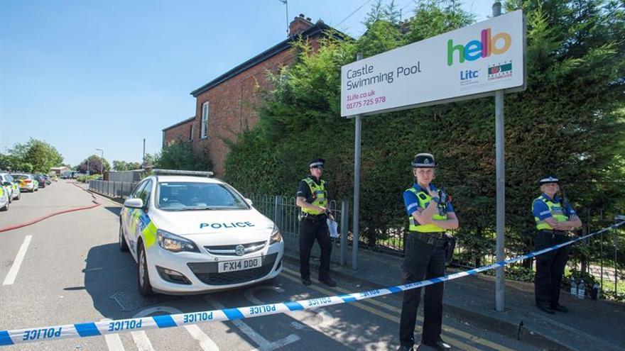 Tres muertos en un incidente con arma de fuego en Inglaterra