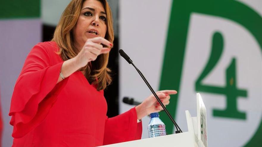 Díaz avisa que extender cupo vasco romperá la caja única de la Seguridad Social