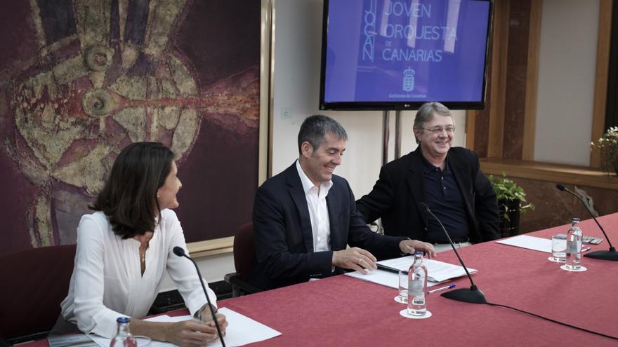 Presentación de la Joven Orquesta de Canarias
