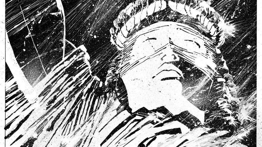 La Justicia según Frank Miller (Holy Terror)