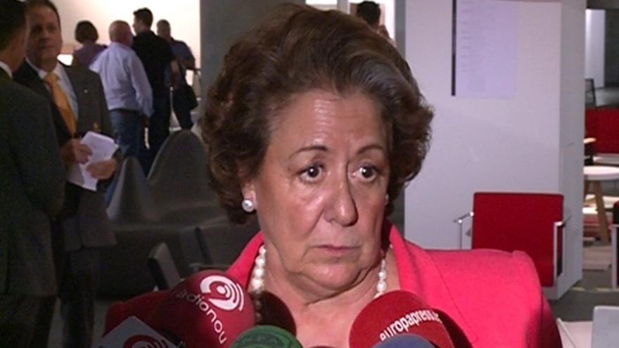 """Barberá se alegra de """"forma especial"""" por acoger la I Reunión Iberoamericana de Ministros del Interior y Seguridad"""