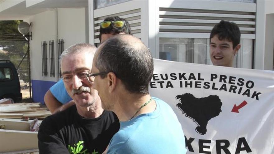 El etarra Xabier Aramburu Muguruza sale de la cárcel tras 25 años de condena