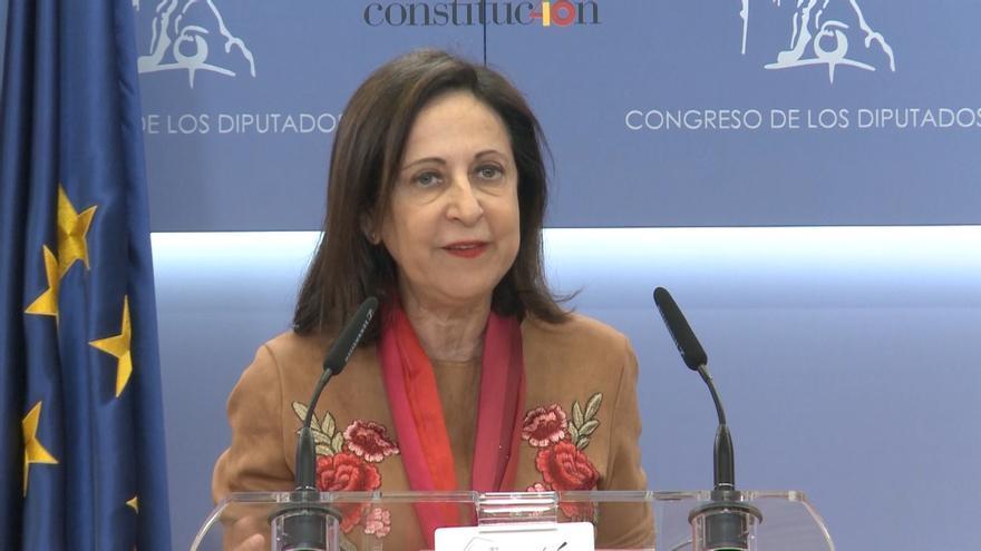 """Robles (PSOE) critica que el CGPJ no pusiera """"medidas de seguimiento"""" para evitar la sentencia de 'La Manada'"""