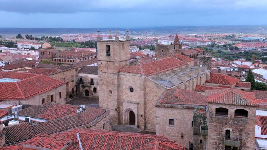 Ciudad monumental de Cáceres / Turismo Extremadura