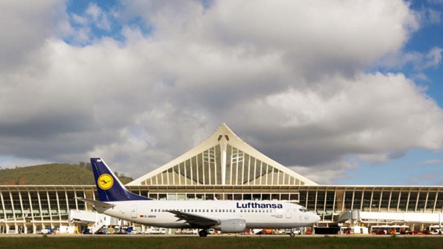 Aeropuerto de Bilbao / Foto: AENA