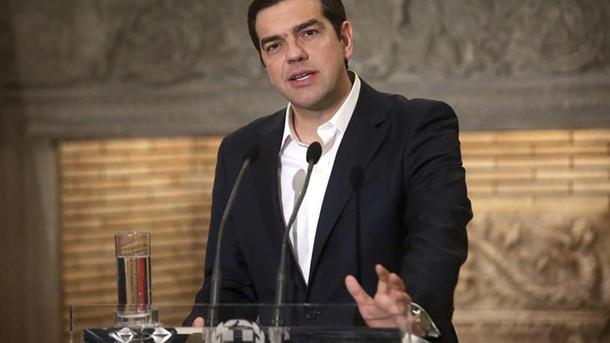 Tsipras pedirá una cumbre de la Eurozona si no hay acuerdo en el Eurogrupo el viernes