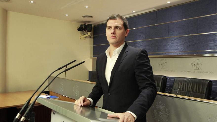 Rivera afirma que nunca ha vetado a Rajoy y evita avanzar qué votará Ciudadanos en la investidura