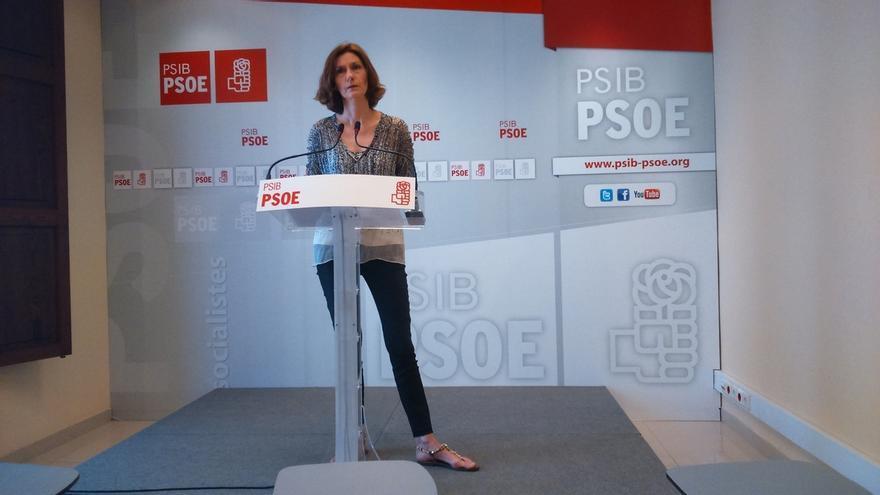 """PSOE balear considera que no es el momento """"adecuado"""" para que Podemos entre en el Govern a mitad de legislatura"""