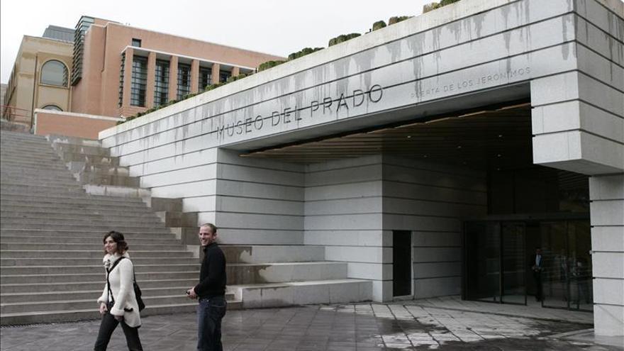 Arte y naturaleza se unen para rememorar el pasado del Museo del Prado