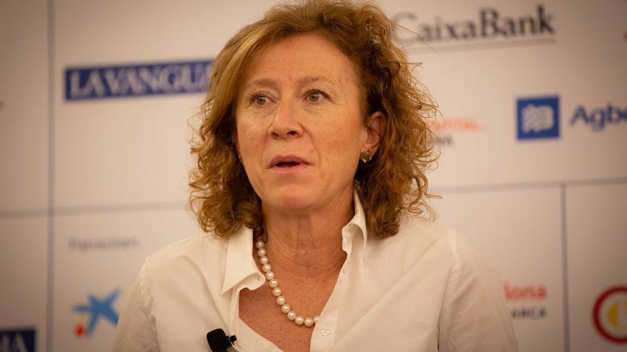 La subgobernadora del Banco de España, Margarita Delgado.
