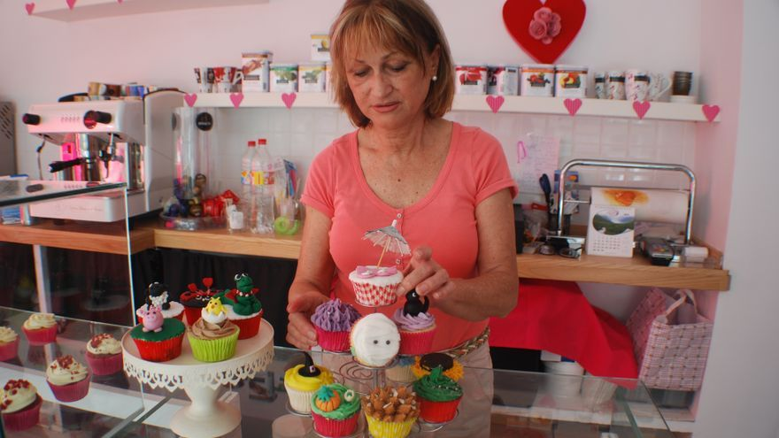 El boom de los cupcakes for Ingrid house