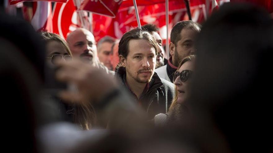 """Iglesias afea a Errejón hacer """"propaganda"""" en Twitter de su plan para Podemos"""