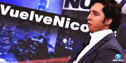 laSexta Noche 'reniega' de Nicolás, y él proclama su 'amor' a Mediaset