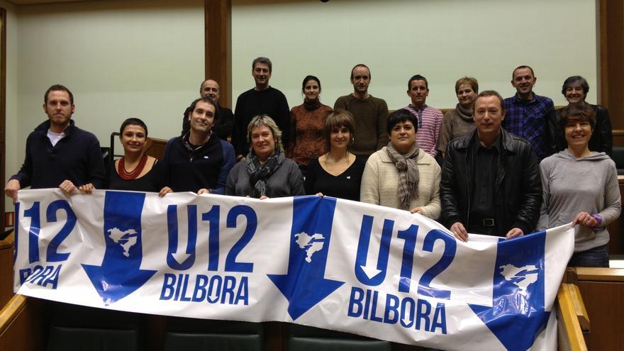 """EH Bildu denuncia el """"desinterés"""" del resto de partidos vascos por la manifestación en defensa de los presos etarras"""