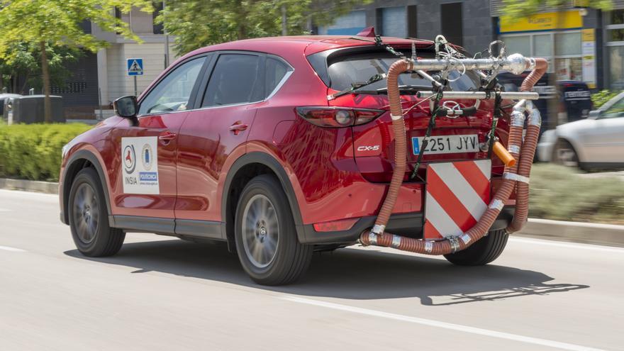 El Mazda CX-5 es el modelo con el consumo real más próximo al homologado.
