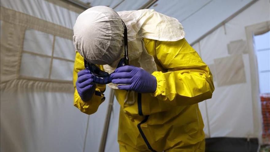 La OMS aprueba nuevo test que diagnostica el ébola en quince minutos