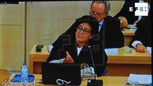 La fiscal niega haber vulnerado los derechos de los acusados del caso Bankia
