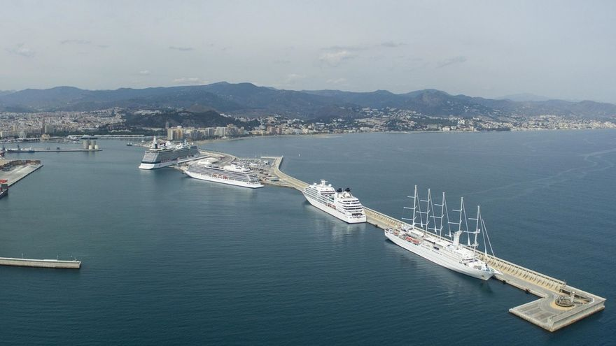 El puerto prevé un incremento del 21% en el tráfico de cruceros durante la temporada de verano