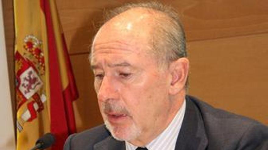 Ex vicepresidente económico Rodrigo Rato
