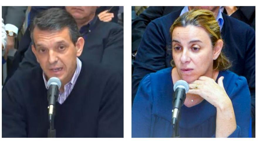 Jorge Vela y Elisa Maldonado