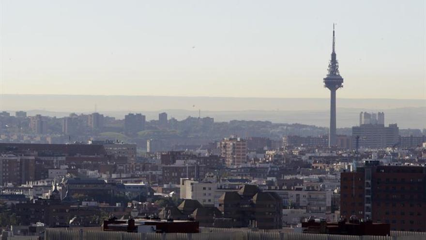 Madrid descarta restringir mañana la circulación en el centro de la ciudad