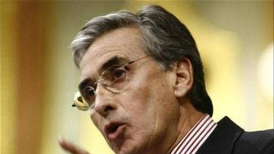 Secretario general del Grupo Socialista, Ramón Jáuregui