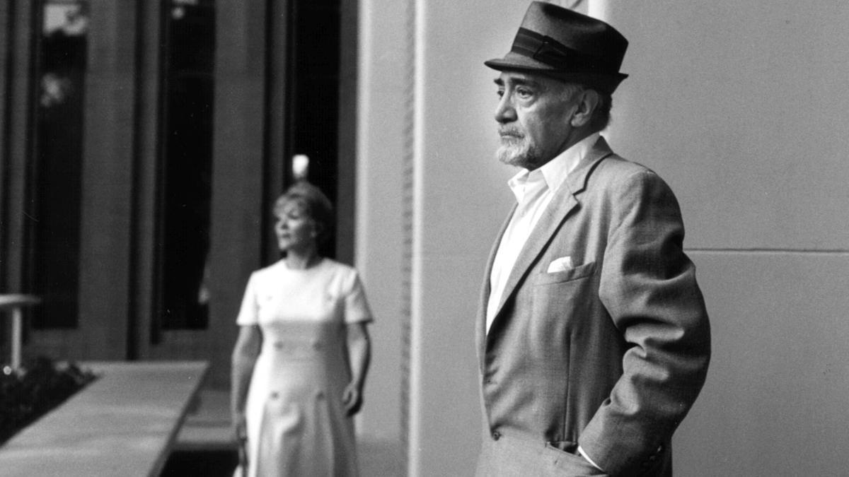 Ramón J. Sender en 1968.
