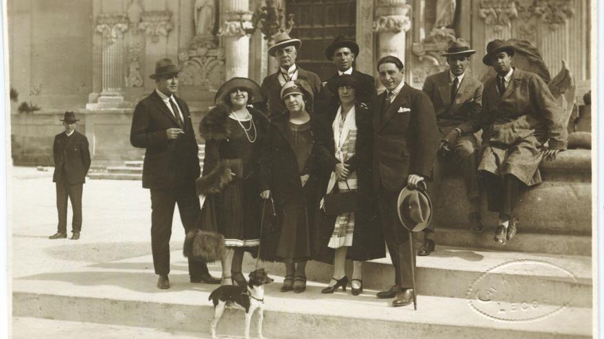 Colección de fotografía popular de Rafael Doctor Roncero
