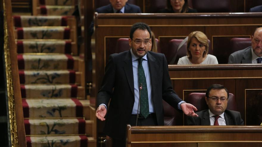 """Hernando (PSOE) asegura que el Grupo funciona bien y hay """"unanimidad"""" en apoyar el objetivo de déficit"""