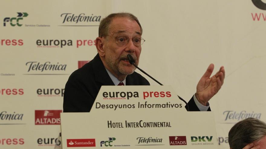 Javier Solana apoyará este lunes la candidatura de la lorquina Marisol Sánchez al Congreso