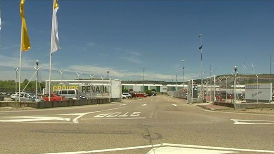 Renault despide al jefe que abroncó con amenazas a un empleado de Villamuriel