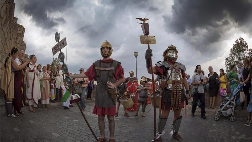Mérida vuelve a ser la colonia romana fundada por Octavio Augusto