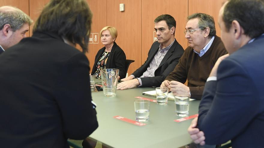 El PSOE valora el acuerdo sobre el SMI, pero se compromete a superarlo cuando gobierne