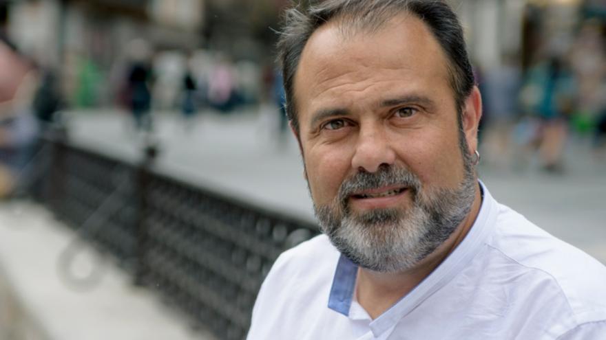 El toledano Javier Mateo aboga por crear Más País Castilla-La Mancha