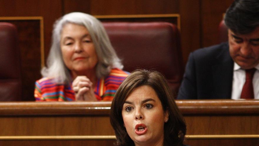 PSOE, PSC y Convergència pedirán esta semana a Santamaría que detalle sus planes para Cataluña