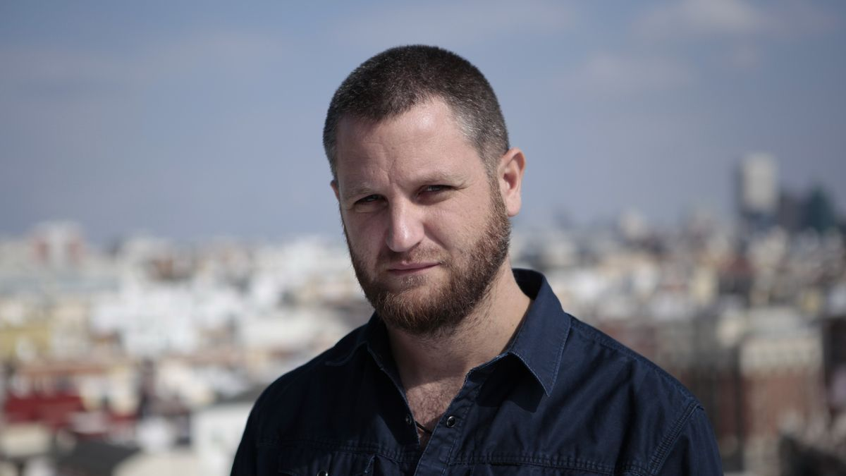 David Beriain, periodista asesinado en un ataque en Burkina Faso.