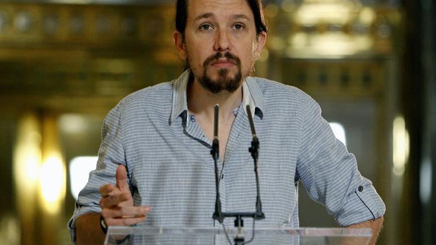 El Supremo archiva otra querella contra Pablo Iglesias