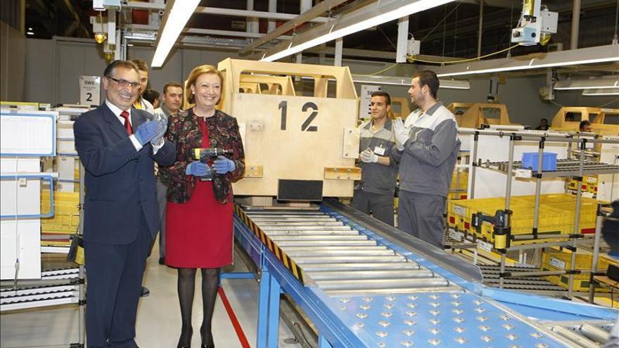 GM España rejuvenecerá su plantilla con 1.400 contrataciones en cuatro años