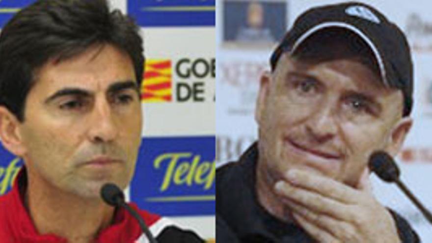 Aurelio Gay y Carlos Sánchez Aguiar. (CANARIAS AHORA)