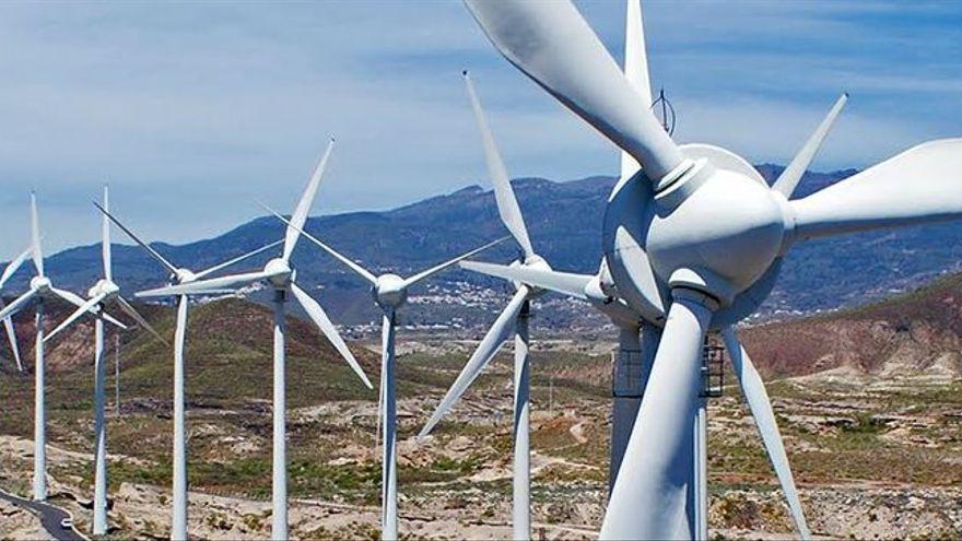 El Gobierno acelera el proyecto de parque eólico de Arico, promovido por el grupo Disa