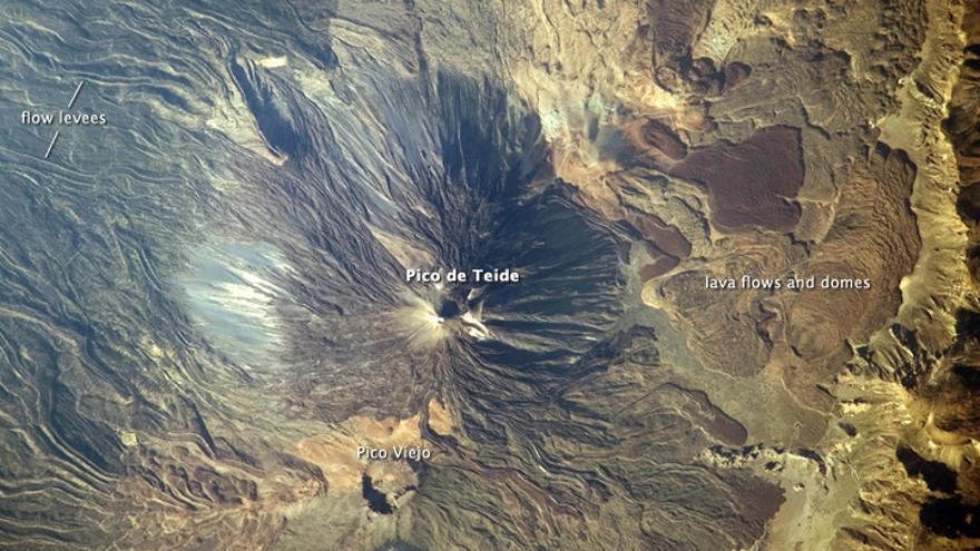 Las fotos de Canarias de la NASA que ganaron el Tournament Earth