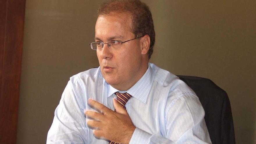 Juan Antonio Alonso, consejero delegado de la empresa pública GMR, SAU
