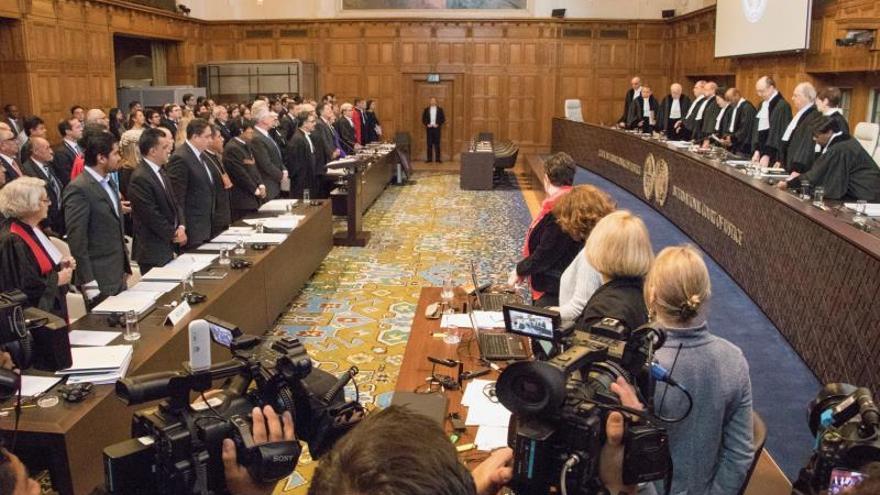 La crisis de la COVID-19 ralentiza la acción de la justicia ...