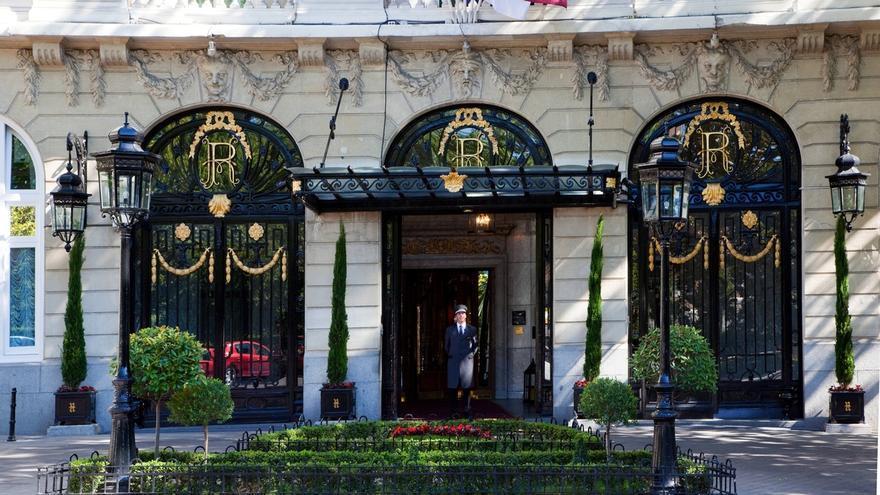 Imagen de archivo del hotel Ritz.